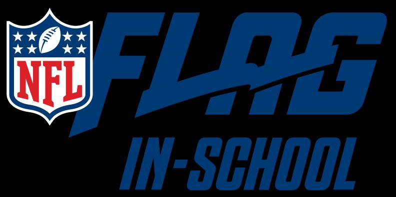 Flag In School Logo